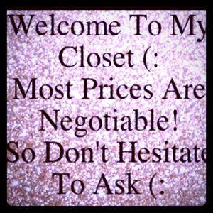 Make a reasonable offer, I am open.
